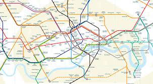 map underground a new take on an design the underground map