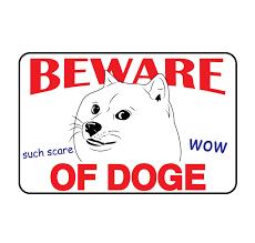 Internet Geek Meme - beware of doge wow nerd geek meme funny humor parody internet fame
