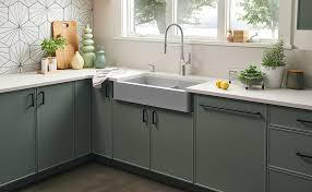 what are slab kitchen doors custom or volume cabinet door manufacturer thermofoil