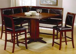 kitchen table and chairs with wheels corner cabinet furniture dining room beautiful kitchen table and
