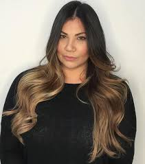darker hair on top lighter on bottom is called 40 vivid ideas for black ombre hair