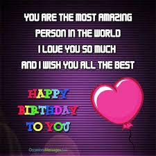 cool birthday messages occasions messages
