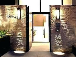 contemporary outdoor light fixtures modern exterior lighting extraordinary modern exterior lighting