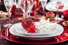 christmas dinner table setting stress free christmas day hire charlies catering hirecharlies