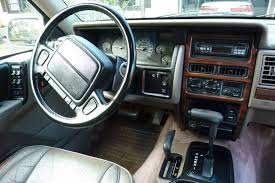 jeep grand interior 1994 jeep grand cherokee