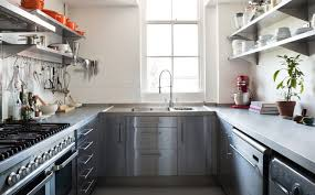 how to mix and match stainless steel kitchen shelves with your style
