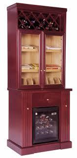 cigar humidor display cabinet wine cigar humidor
