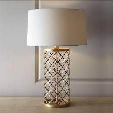 vintage gold side table loft vintage modern lustre iron fabric gold edison table ls