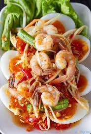 cuisine facile ตำนานความแซ บ ตำย ว ครกย กษ ค มแบ คด วยเมน ใหม ส ดซ ด สะท าน