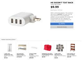 ikea trolls us all by naming products after googled relationship
