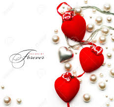 Designs Of Making Greeting Cards For Valentines Design Valentine Day Greeting Card Red Hearts On White