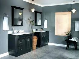 Grey Bathroom Wall Cabinet Grey Bathroom Walls Choosing Bathroom Paint Colors For Walls And