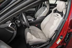 cadillac jeep interior alive and kicking 2016 cadillac cts v review