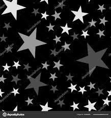 imagenes blancas en fondo negro patrón sin fisuras estrellas blancas en fondo negro hermoso sin fin
