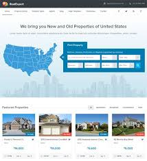 wordpress search layout this real estate wordpress theme offers a responsive layout