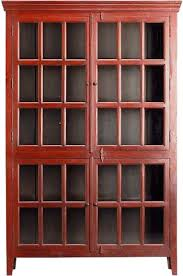 small bookcase with glass doors best tall narrow bookcase designs