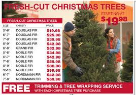 christmas tree prices montebello montebello area christmas trees prices 2011