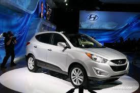 2009 hyundai tucson fuel economy la 2009 2011 hyundai tucson unveiled with more power increased