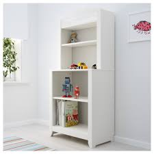 Ikea White Bookcases by Hensvik Cabinet With Shelf Unit Ikea