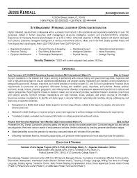 Intelligence Analyst Resume Examples by Security Specialist Resume Sample Gallery Creawizard Com