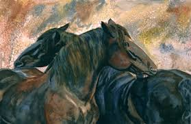 snortin u0027 horse studio blog archive horse paintings horse