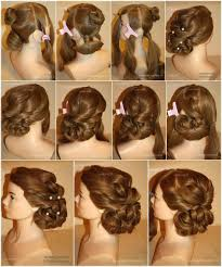 Medium Hairstyle For Girls by Indian Hair Style For Girls For Wedding Step By Step Best