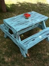 kids table and bench foter