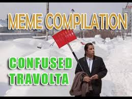 Most Hilarious Memes - confused travolta meme compilation most hilarious memes youtube