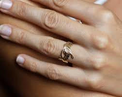 wedding band names 14k gold wedding band numerals ring date ring