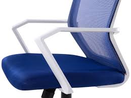Adjustable Height Desk Chair by Adjustable Height Dark Blue Mesh Office Chair Relief