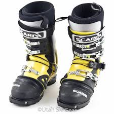 buy ski boots near me scarpa tx pro ntn telemark boots 26 5 mp discount used skis