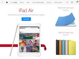 the first apple store app for ipad nails tablet shopping with