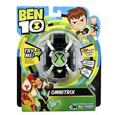 ben 10 basic omnitrix role play watch 1 ebay