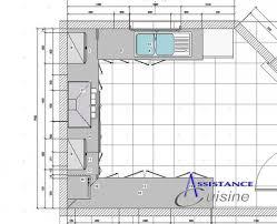 plan cuisine en u exemple plan de cuisine cuisine centrale montpellier 3 schema