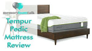 how much is a tempurpedic mattress memory foam topper warranty