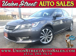 honda accord sdn 2013 in west springfield worcester hartford ct