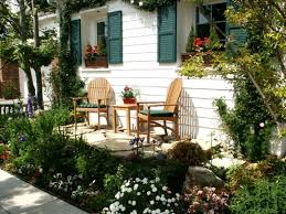 home garden decoration ideas gardens the bubble and planters on