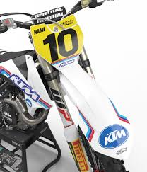 retro motocross gear ktm u0027retro u0027 kit rival ink design co custom motocross graphics