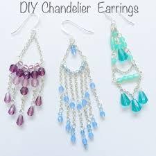 beginner earrings beginners guide to diy chandelier earrings 7 steps with pictures