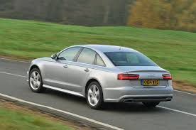 audi a6 what car audi a6 ride handling autocar