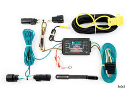 ford flex 2009 2017 wiring kit harness curt mfg 56063 2010