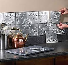 Best  Adhesive Backsplash Ideas On Pinterest Adhesive Tiles - Stick on kitchen backsplash