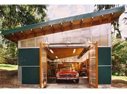 building a workshop garage greenroofs com projects sproull radke green roof garage workshop