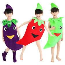 amazon com halloween costumes children vegetables clothes