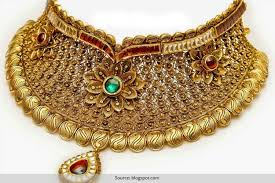 beautiful necklace designs images Beautiful and breathtaking antique jewellery designs jpg