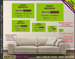Ifloor Reviews by Wall Display Guide Psd Mockup Sofa Interior Movable