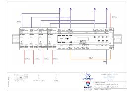 rapix single line diagram and drawings rapix dali