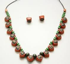 Online Jewelry Making Classes - basic and advanced terracotta jewellery making classes in east