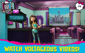 Monster High Halloween Full Movie by Monster High Android Apps On Google Play