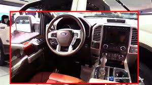 2018 ford f 150 king ranch exterior and interior walkaround